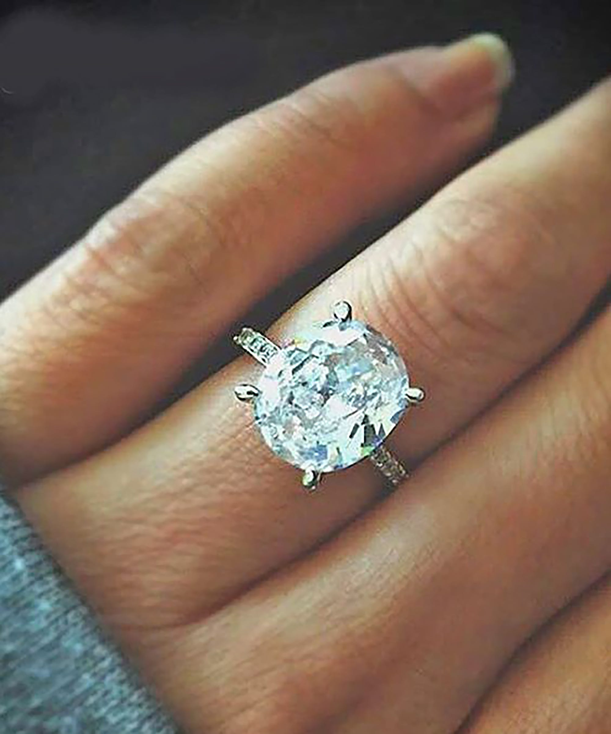 wide solitaire diamond wg personalized rings cut princess ring nl engagement jewelry eg platinum in