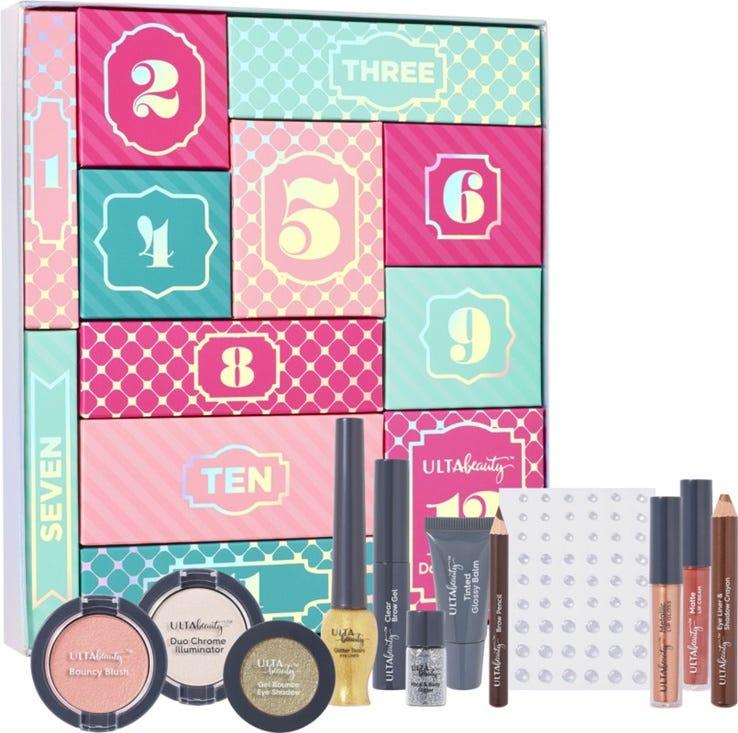 Ulta Advent Calendar 2020 Ulta Holiday Drugstore Makeup Skin Care Gift Sets 2017