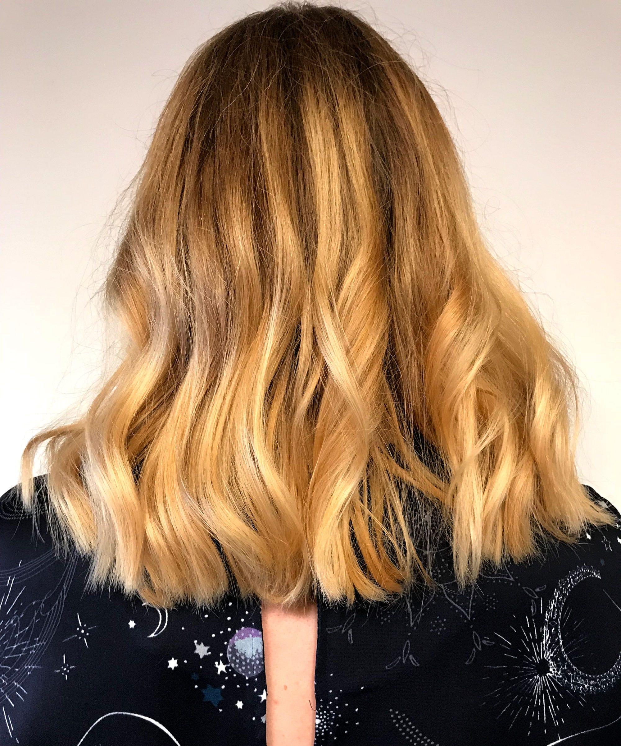 Natural blond clip watch video online 33