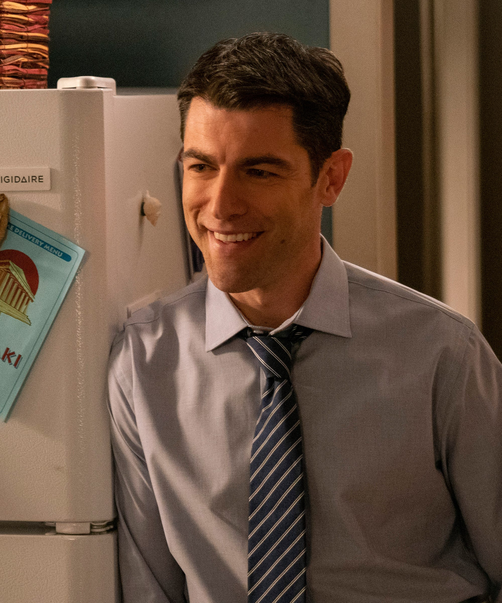 Veronica Mars & Max Greenfield's Leo Have A Pretty Uncomfortable History, TBH