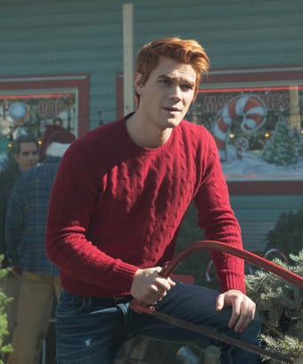 Archie from Riverdale