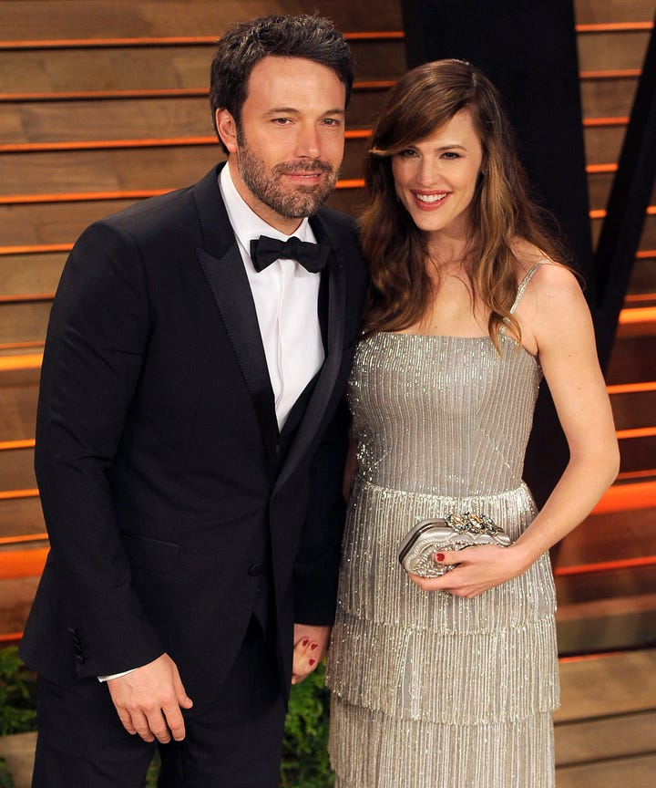 Jen garner dating post divorce