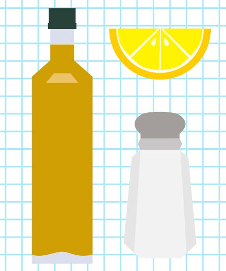 The Simple Art Of Making Your Own Salad Dressing