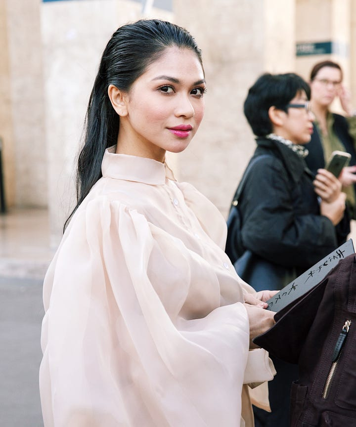 Paris Fashion Week Best Hairstyle Trends 2018