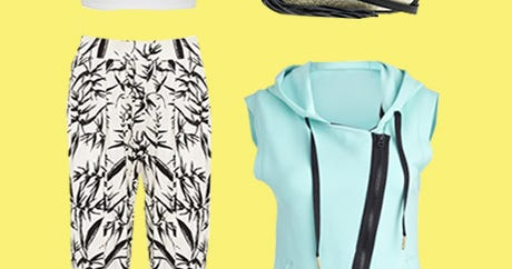 8 Outfits To Kick This Weekend's Butt