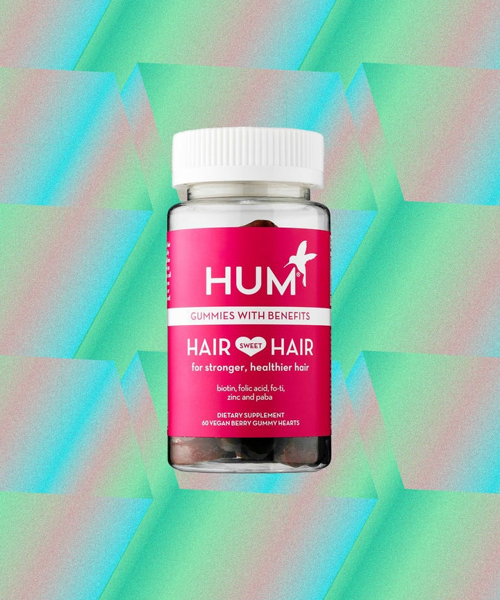 Best Hair Vitamins Hum Sugar Bear Ouai Reviews