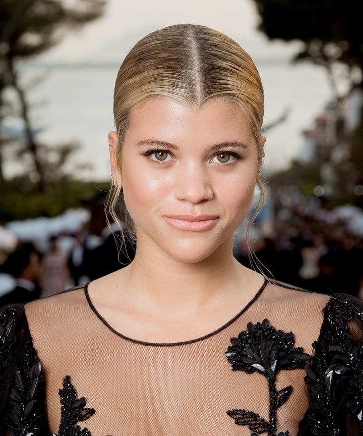 Sofia Richie Scott Disick Facetime Photos Dating Rumors