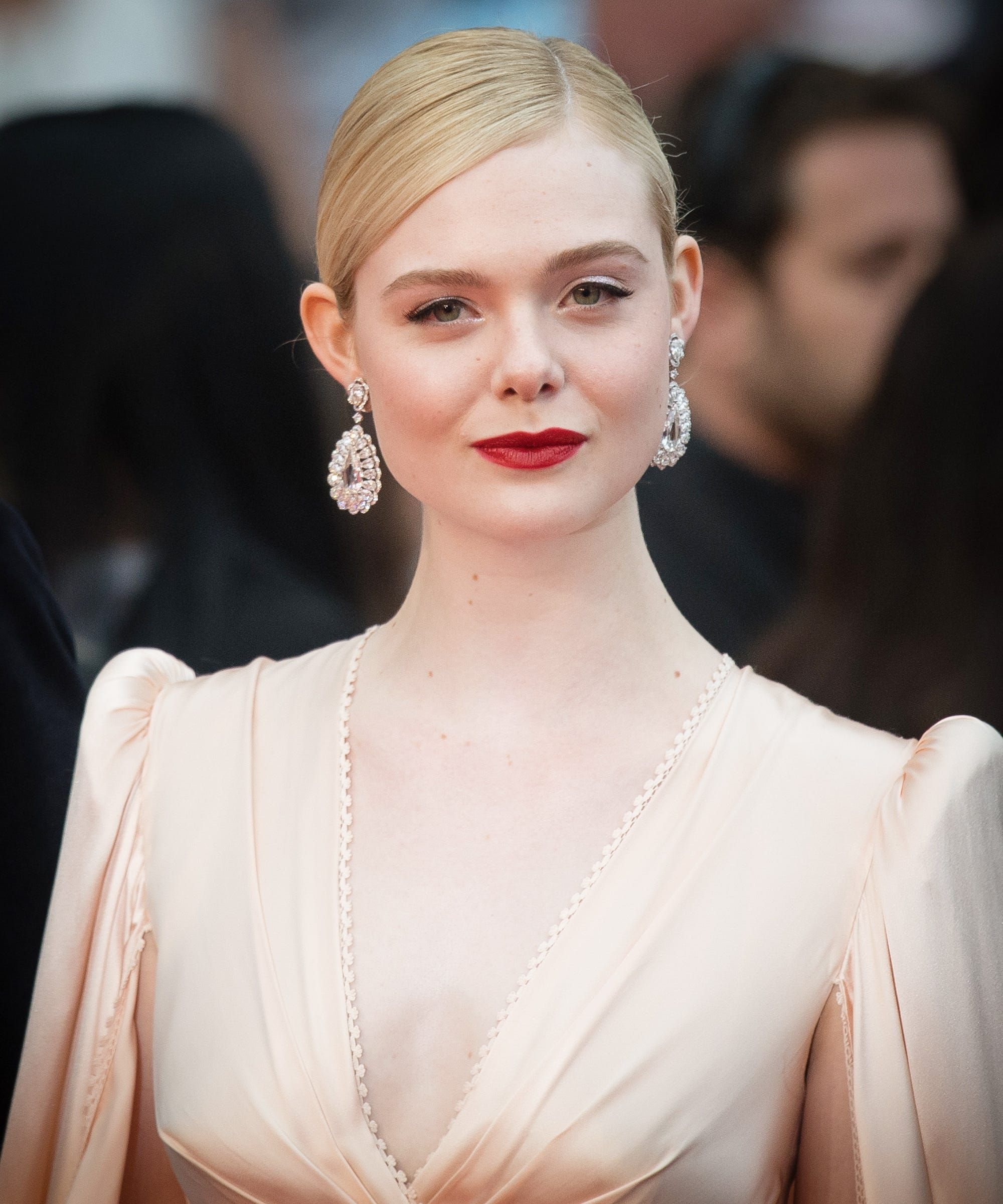 Elle Fanning Is Making History At Cannes