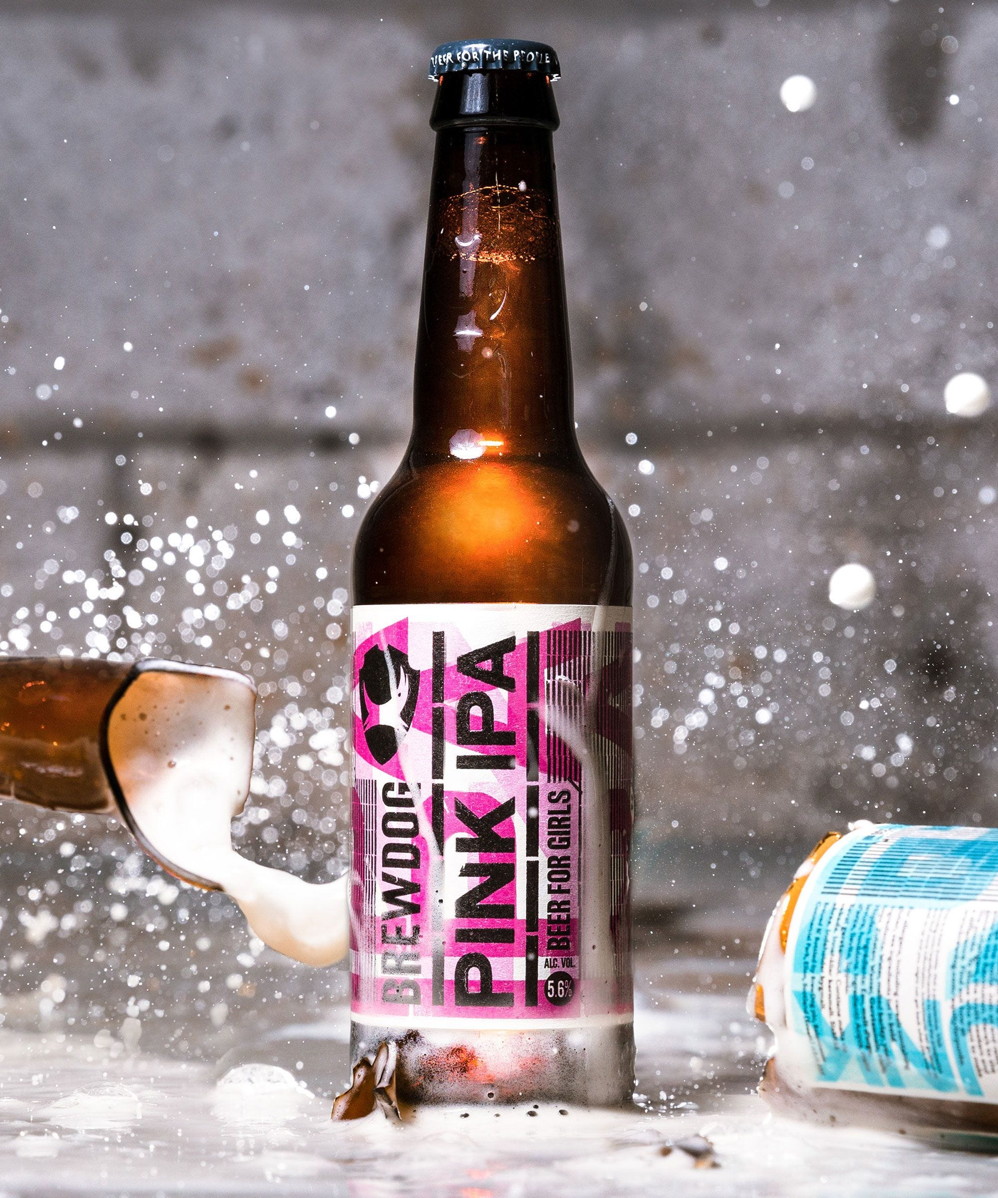 A beer company tried to take on gender inequality with embarrassing results