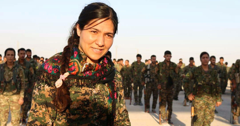 Amid Death & Despair, A Feminist Revolution Is Happening In Syria