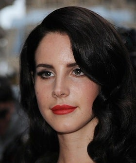 Lana Del Rey Hairstyle Celebrity Hair