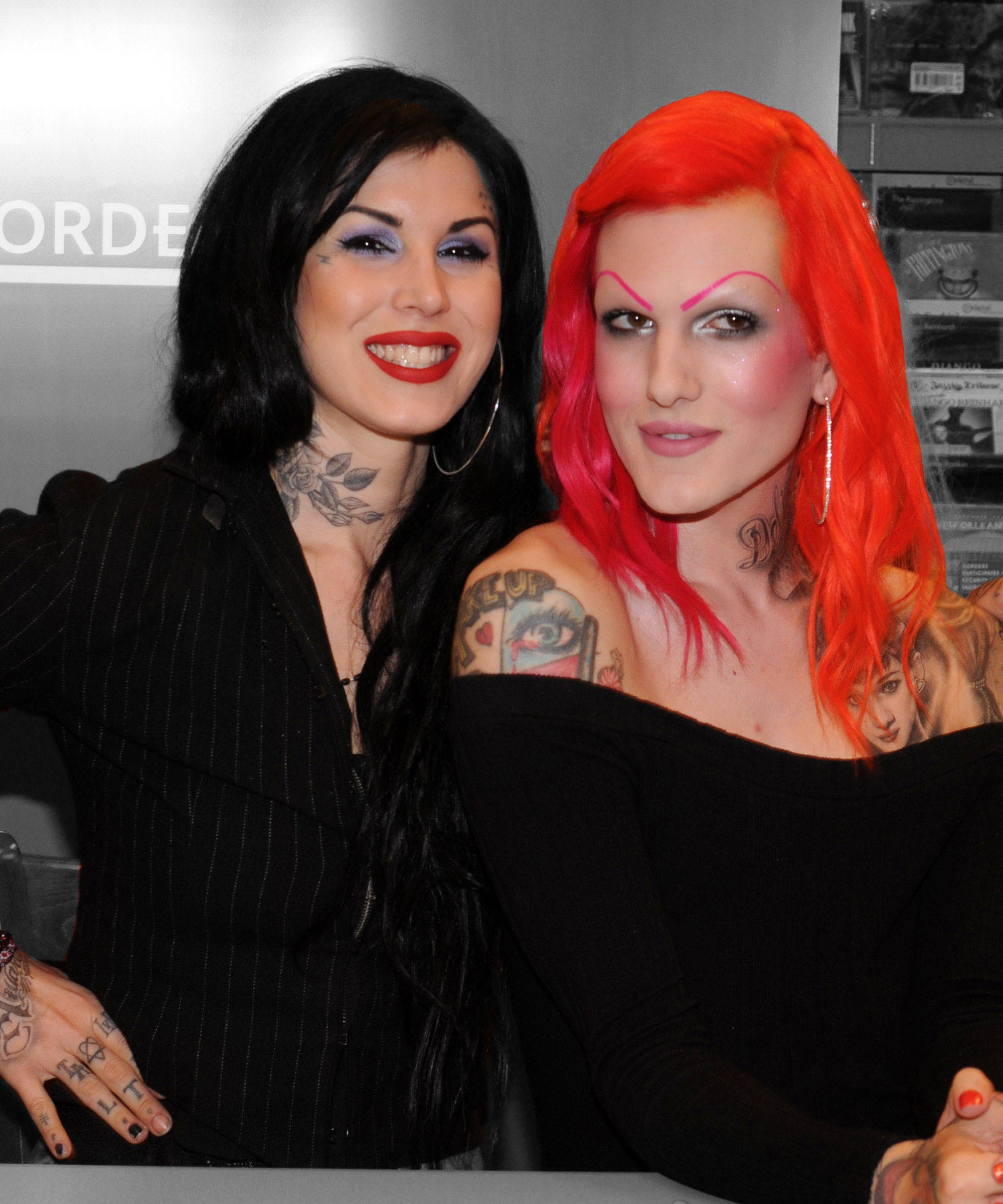 e9cdf1656 Kat Von D Jeffree Star Fight