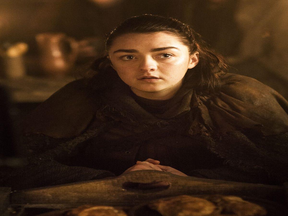 Arya Stark Just Got The Best Revenge & The Internet Can't Handle Her Fierceness