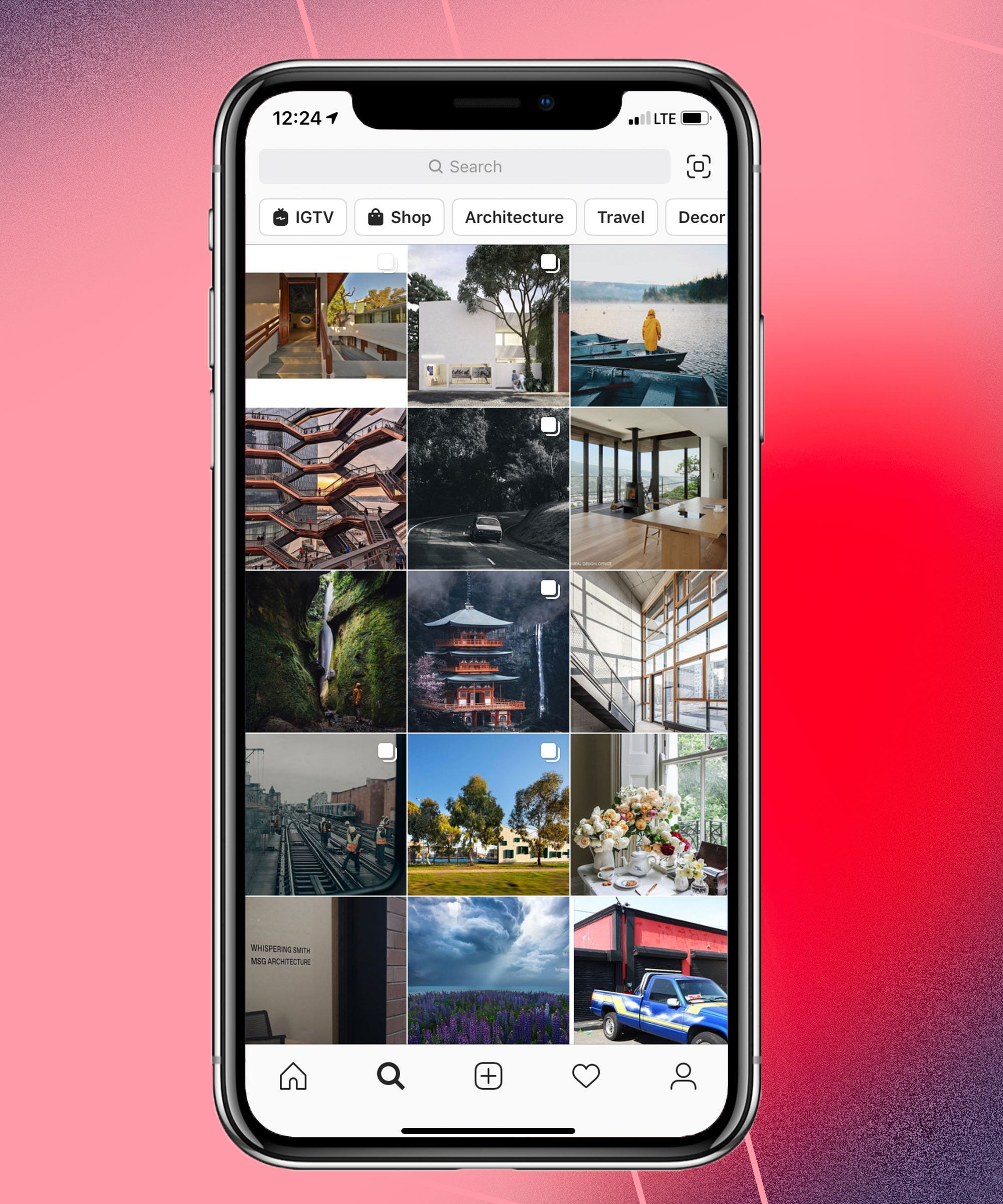 Instagram Explore Has Been Taken Over By Nature Posts & The Internet Is Freaking Out