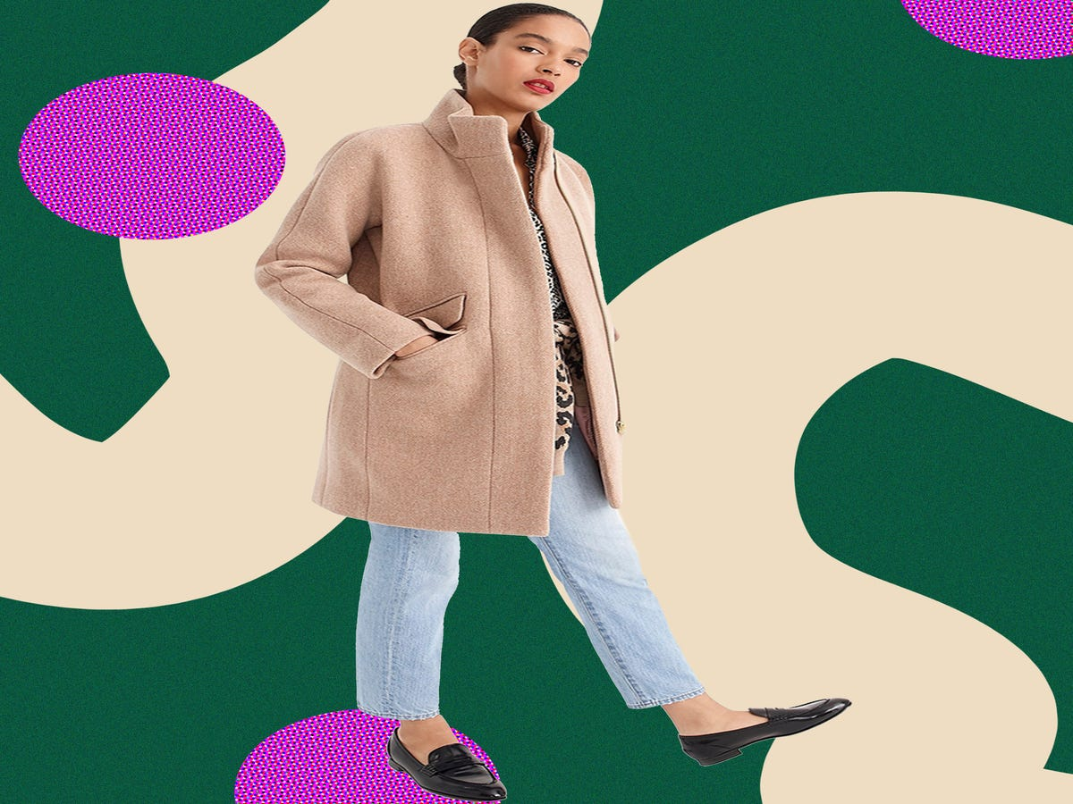 21 Camel Coats To Get You Over That Winter Hump
