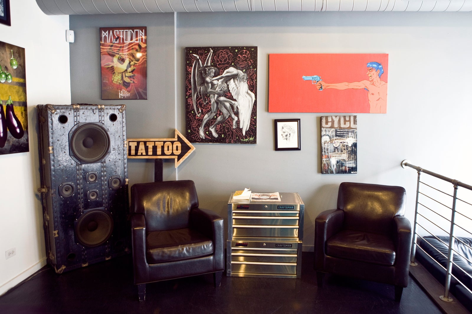 Best Chicago Tattoo Shops Parlors