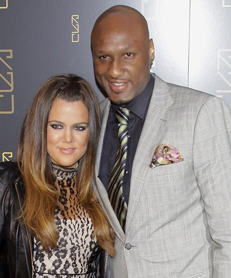 "Khloé Kardashian & Lamar Odom To Divorce, ""Has To Look Out For Herself"""