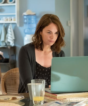 Ruth Wilson as Alison on The Affair