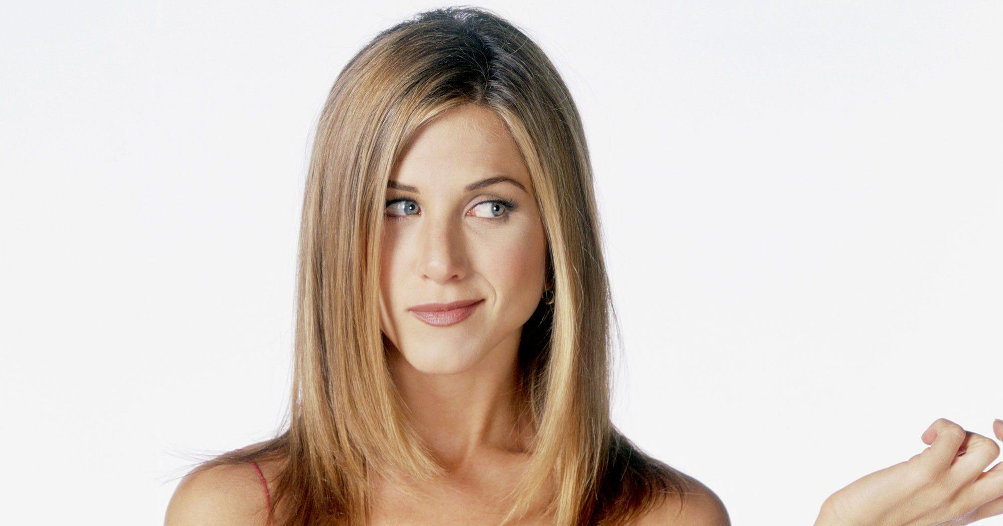 Jennifer Aniston Hair Colorist Tips Rachel Friends