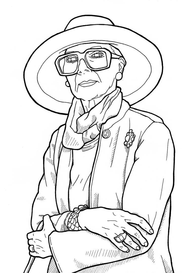 Advanced Style Coloring Book - Ari Seth Cohen