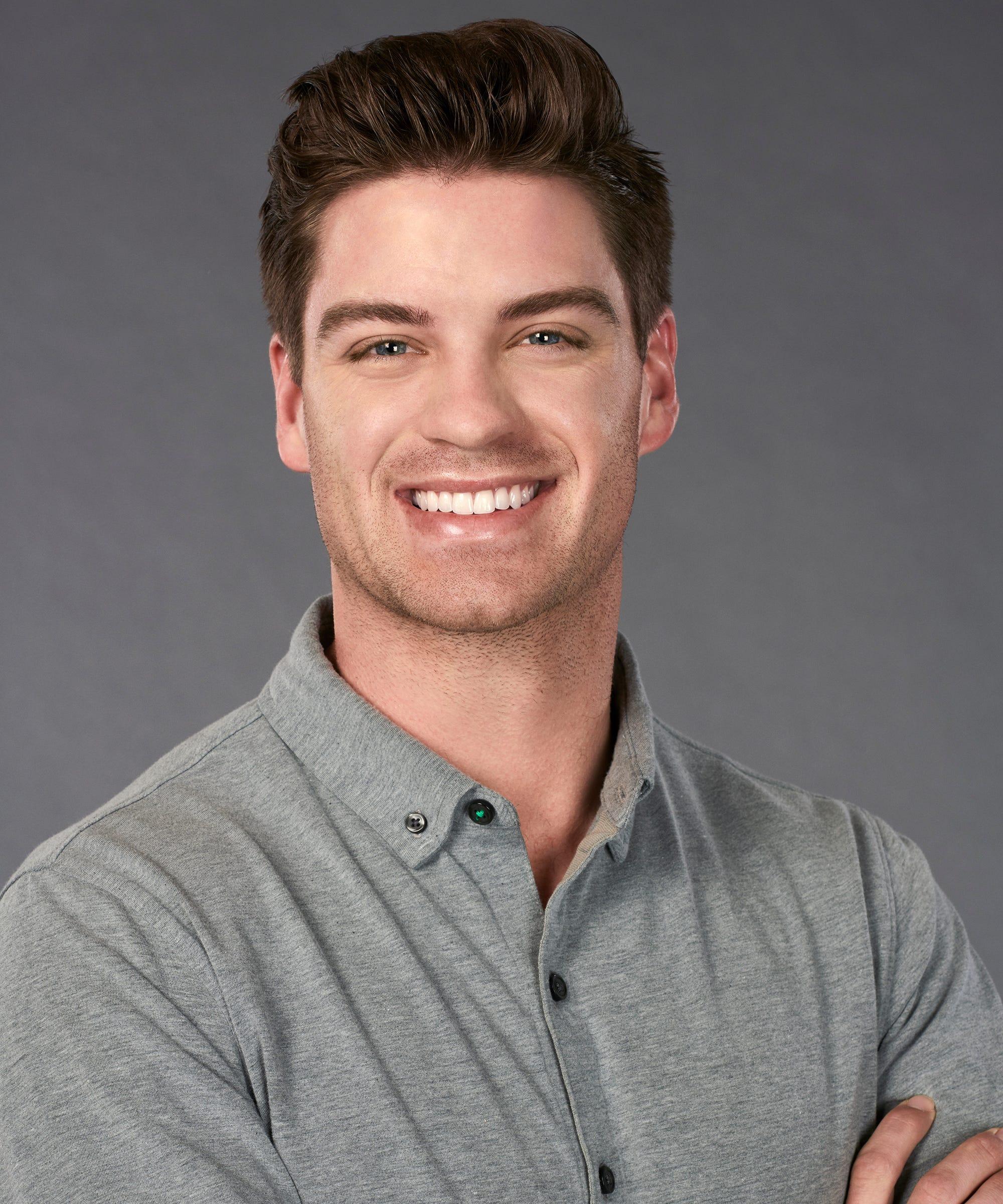 Where Has The Bachelorette's Garrett Been All Season?