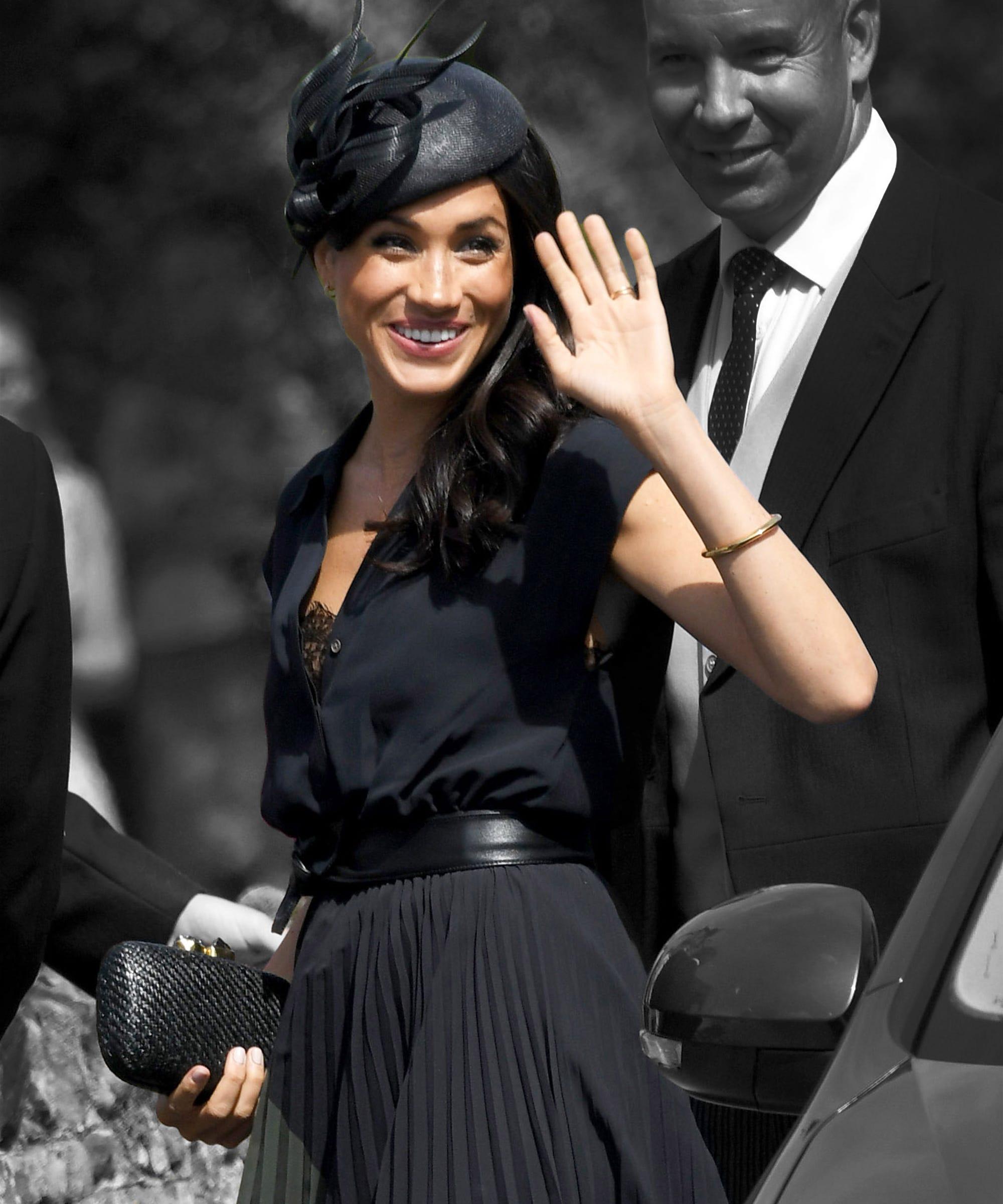 2585ad8a67 Meghan Markle Club Monaco Birthday Dress Restocked