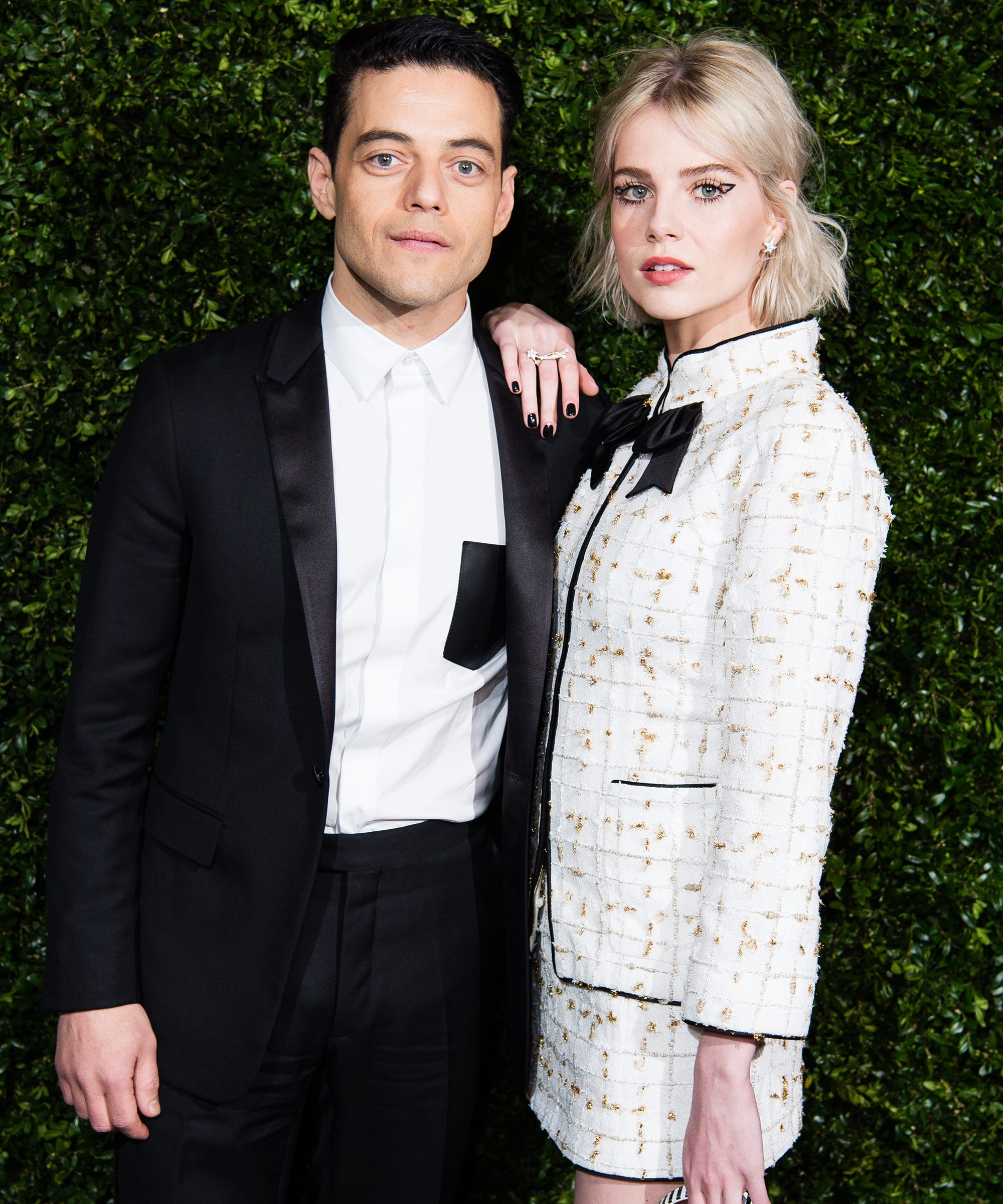 Rami Malek & Lucy Boynton Found A New Way To Profess Their Love to Each other