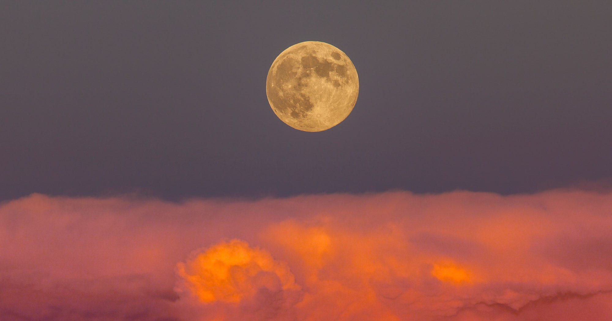 What The Harvest Moon Means For You