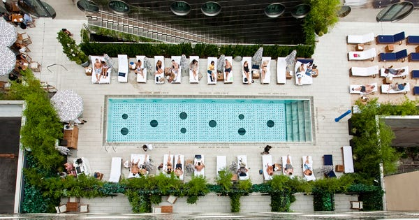 The NYC Rooftops You Need To Hit This Summer