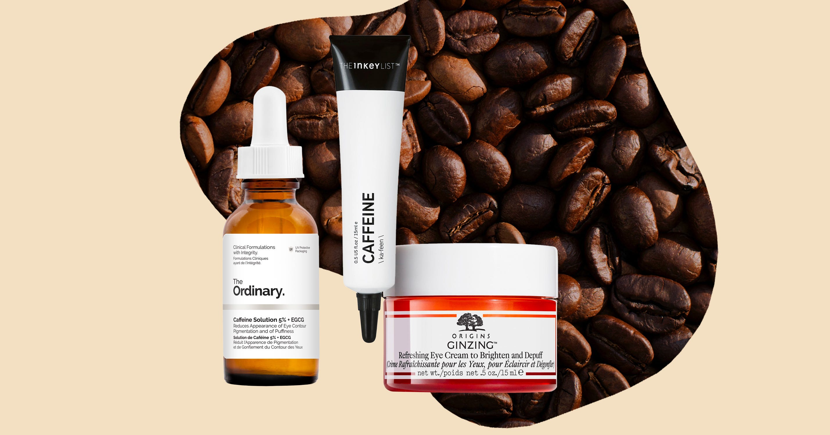 Is Caffeine The New Hyaluronic Acid? Here's What You Need To Know