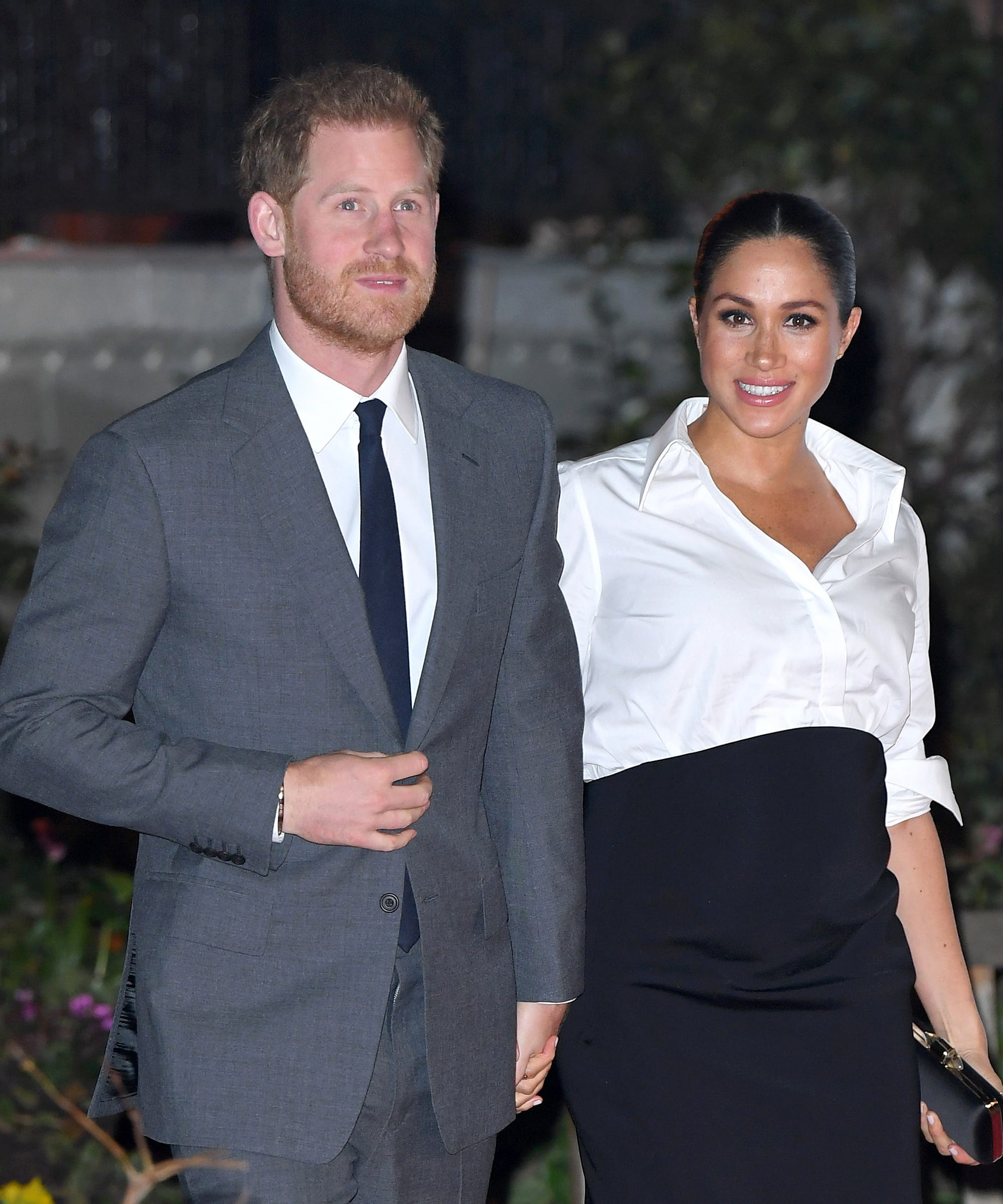 Meghan & Harry's Trip To Morocco Is All About Empowering Young Girls
