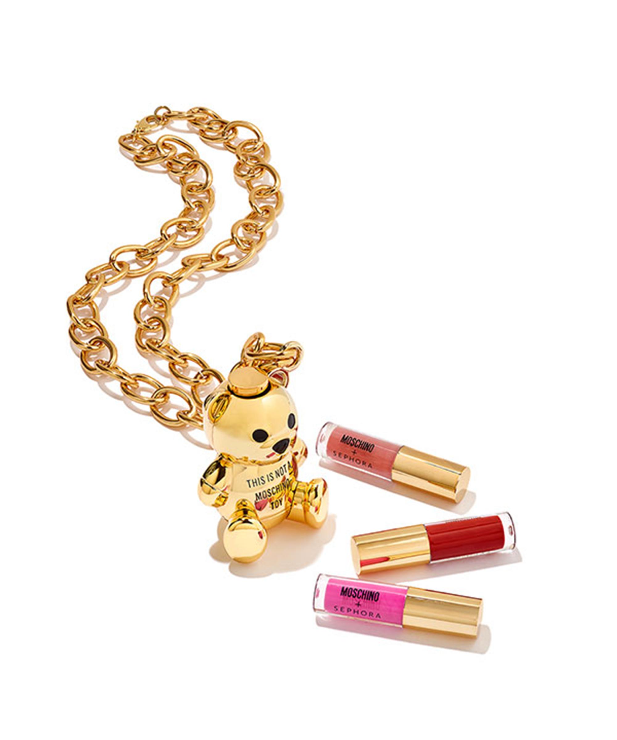 Moschino Sephora Teddy Bear Makeup Collection