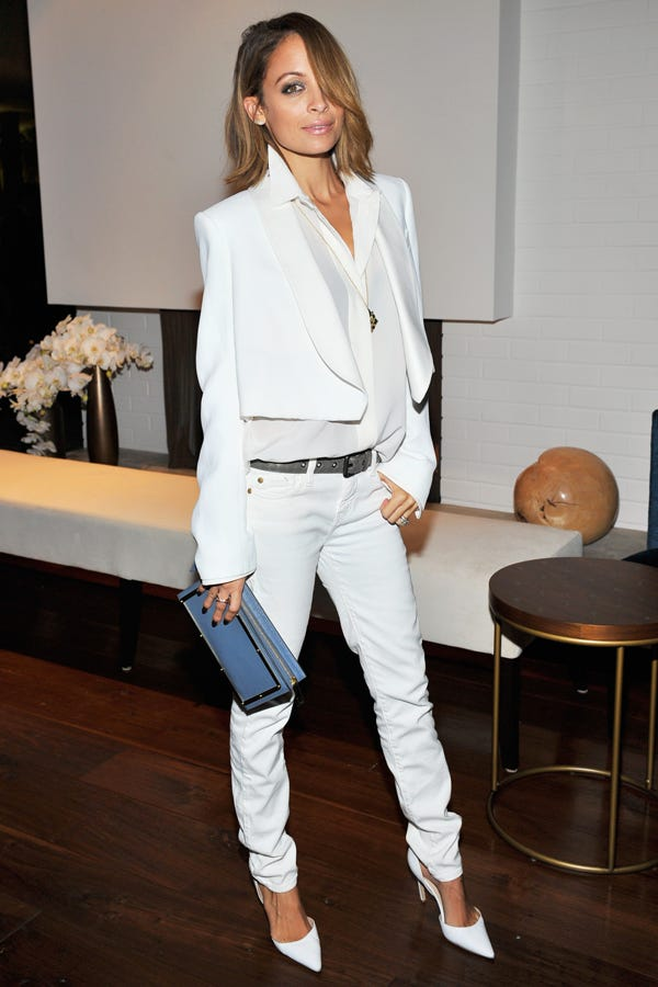 Nicole Richie Red Carpet Street Style Pictures
