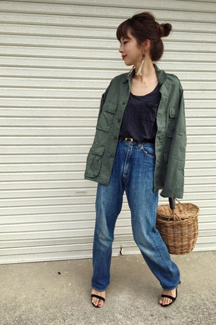 Oversized Tops Clothing Trend Japanese Street Style