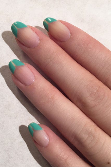 Nail art trend nyfw spring 2016 image courtesy of jin soon prinsesfo Image collections
