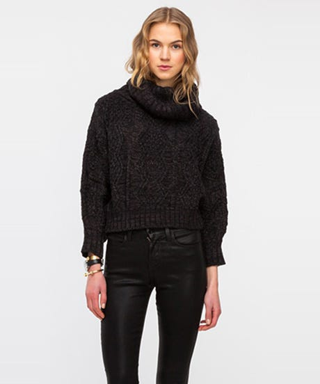 10 Chic Oversized Sweaters That Are Big On Comfort