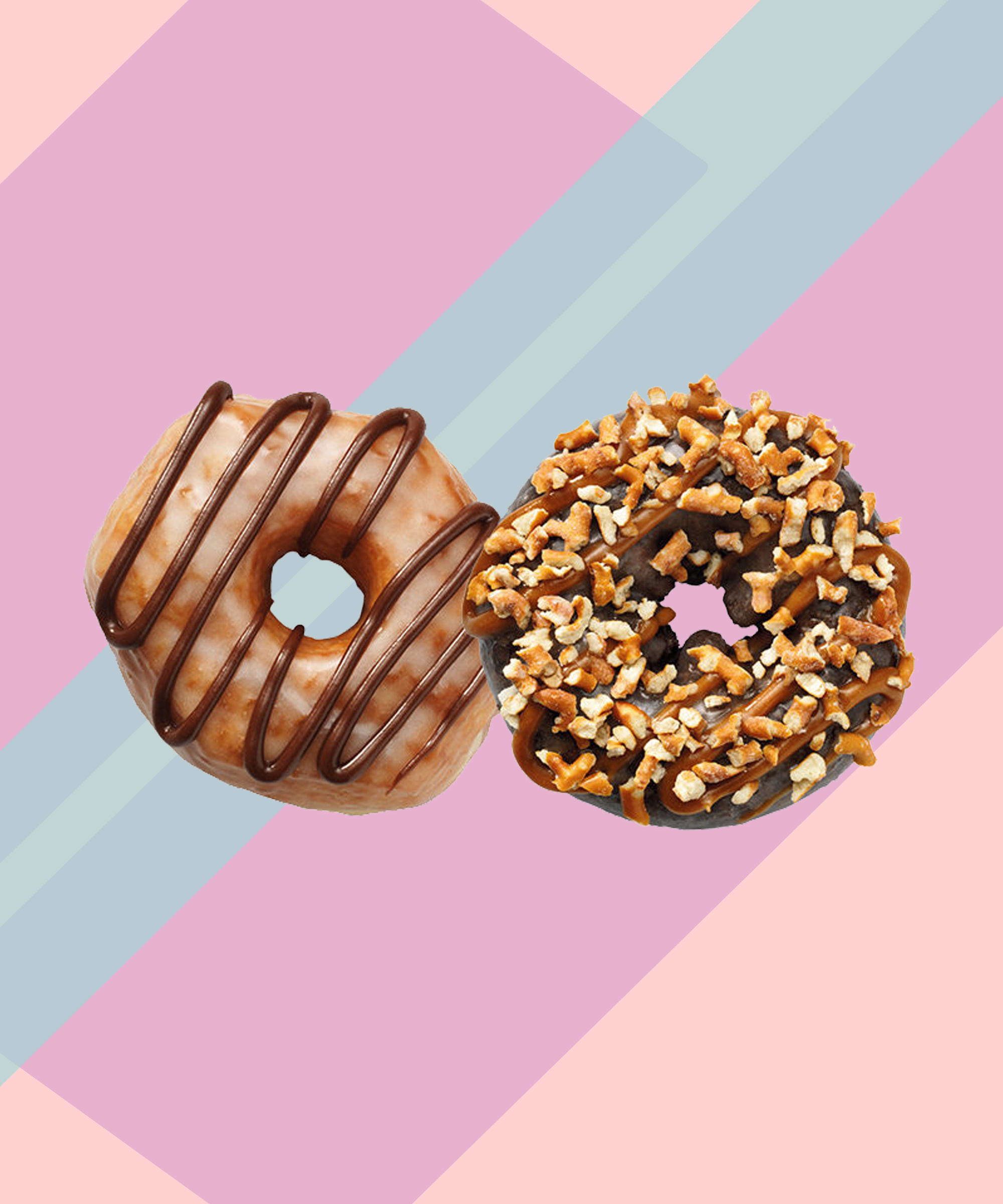Dunkin Donuts New Spring Treats and Coffee Drinks