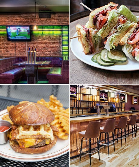 Chicagou0027s 9 Best Sports Bars
