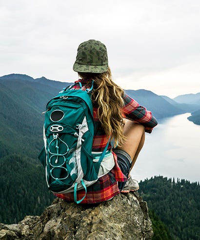 Backpacking - Lonely Planet