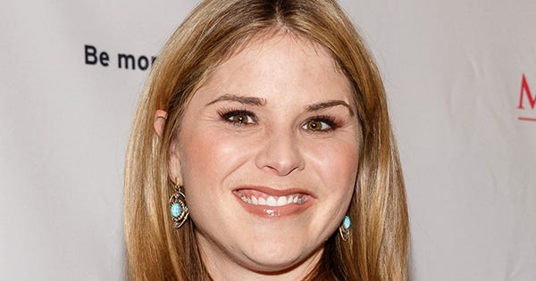Jenna Bush Hager Is Pregnant With Her Second Child