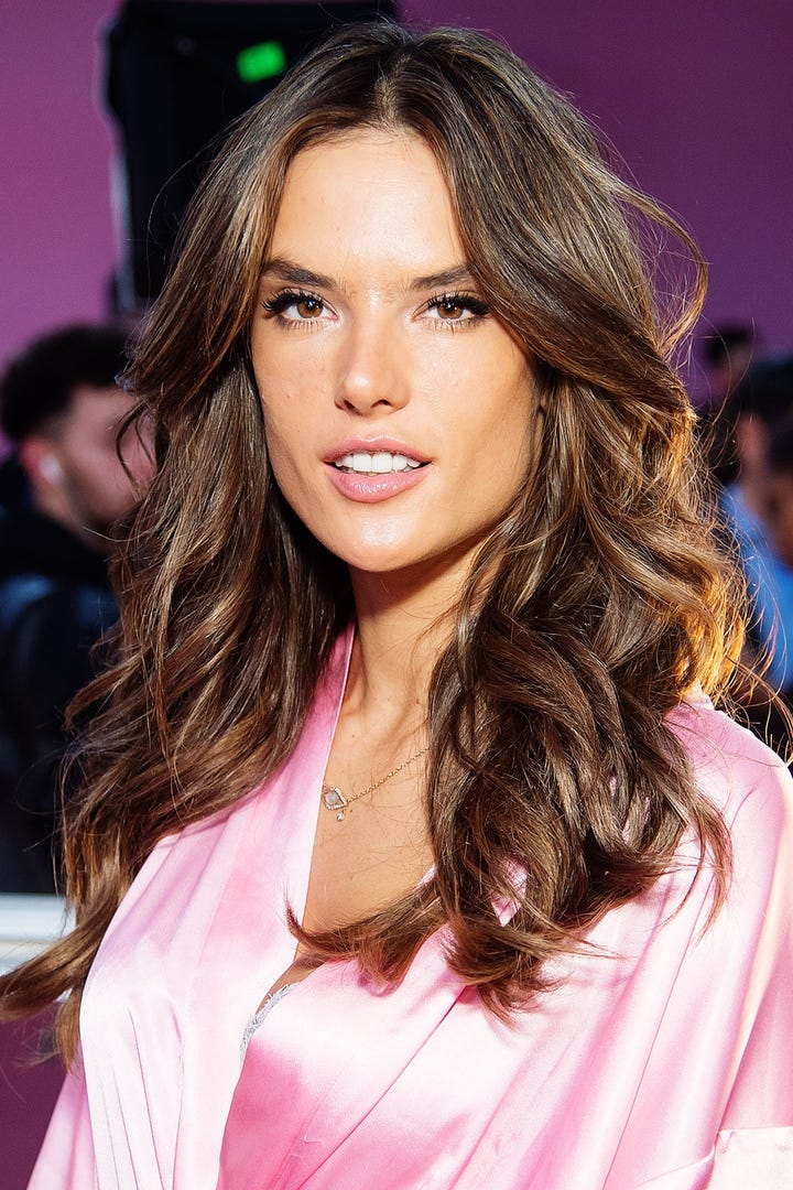 victoria secret models favorite makeup hair skin care