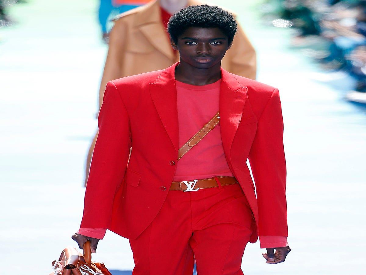 At Louis Vuitton, Virgil Abloh Brings Diversity To Paris Fashion Week