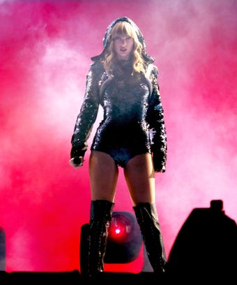 taylor swift reputation stadium tour rose bowl recap