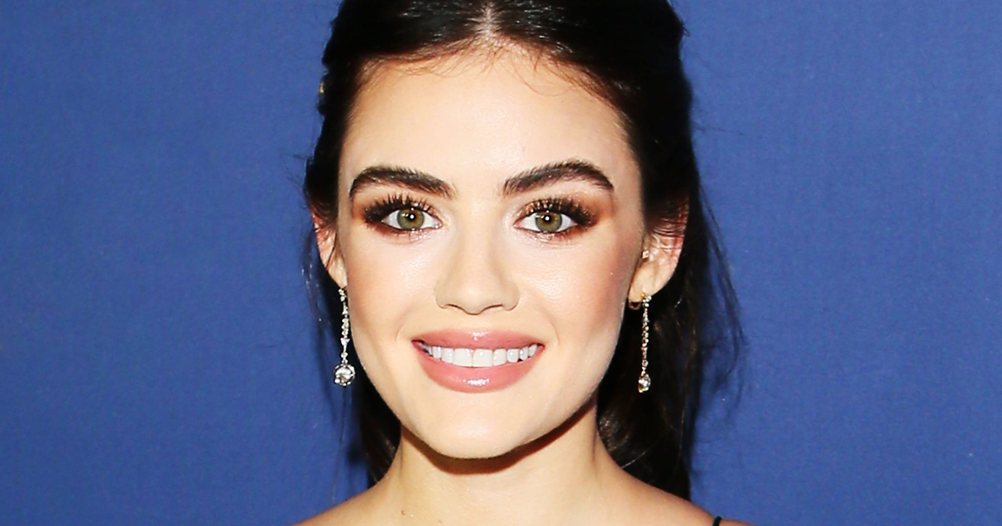Lucy Hale's Journey From Brunette To Blonde Took Nearly 11 Hours