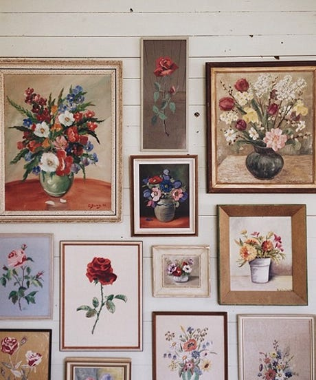 10 gallery style walls to copy in your home