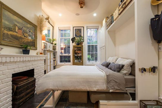 Small Nyc Apartment Design Ideas How To Make Space - Very-small-apartment-design