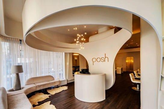 Photo Courtesy Of Posh Hair Studio