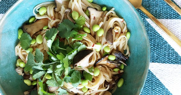 Beyond Sushi: Edamame Gets A Much Deserved Upgrade