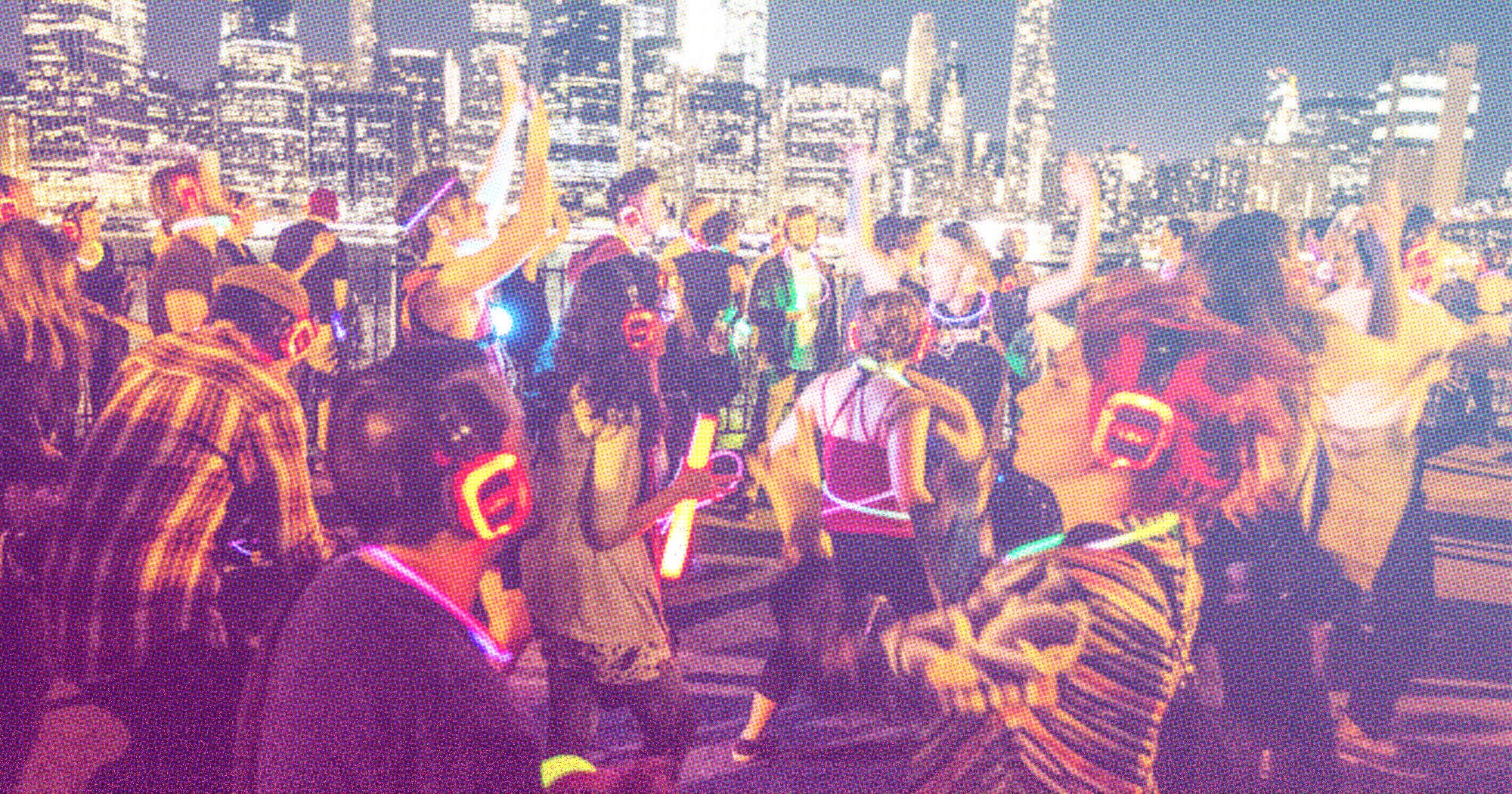 Silent Disco Parties Aren't Just For Fun, They Can Also Help With Social Anxiety