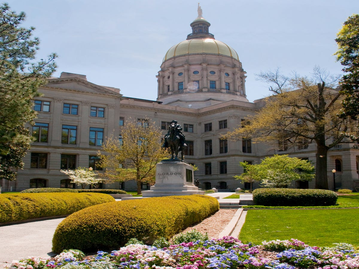 Georgia Rep. Proposes  Testicular Bill Of Rights  In Response To Anti-Abortion Bill